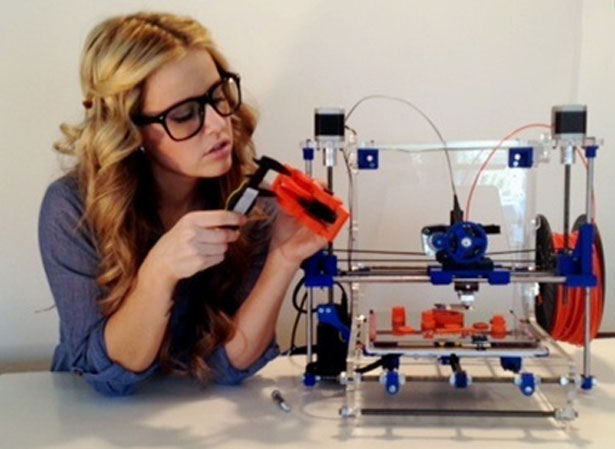 K-12 Education 3D Printing Virginia