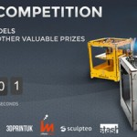 CGTrader 3D Printing Competition