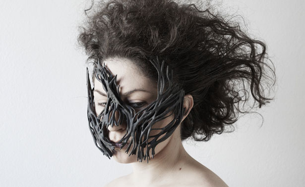 Collagene Do The Mutation 3D Printed Masks