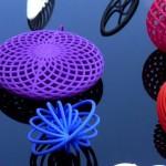 MixeeLabs 3D Printed Quark Jewelry