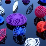 MixeeLabs 3D Printed Jewelry