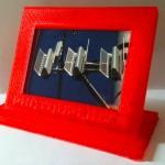 PhotoUpLink 3D Printed Frame