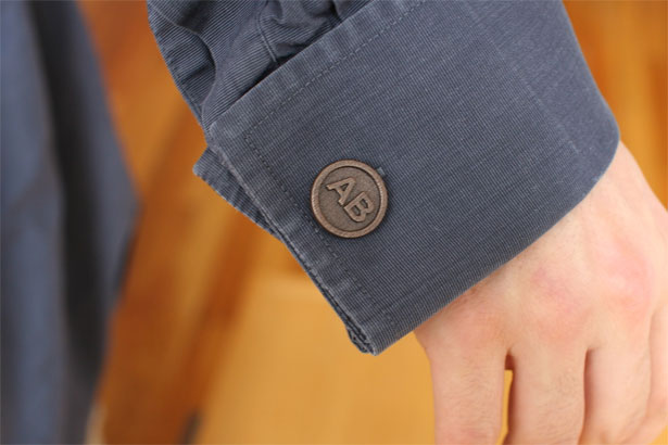 Mixee Labs 3D Printed Cufflinks