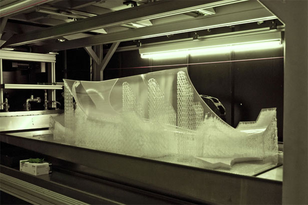 MGX Mammoth Stereolithography 3D Printing