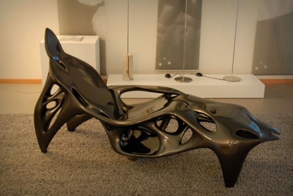 i.Materialise Root Chair 3D Printing MGX