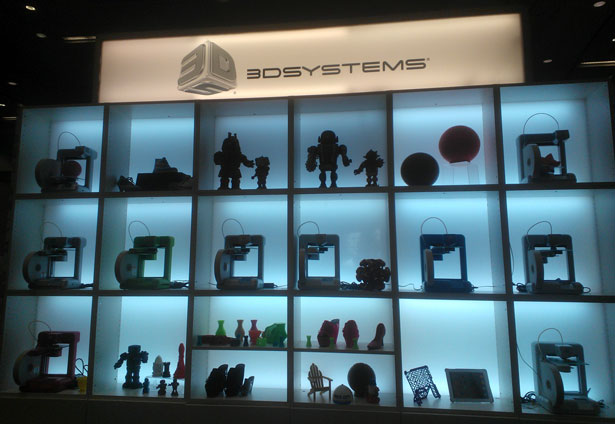 3D Systems Inside 3D Printing Chicago