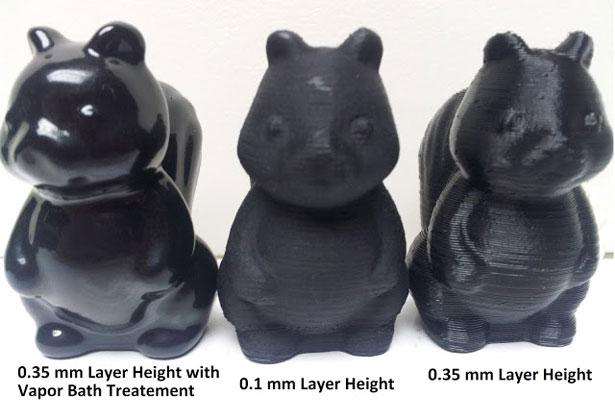 Neil Underwood 3D Printing Acetone Vapor Bath