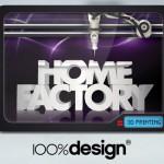 3D Printing Contest 100 Percent Design iMakr