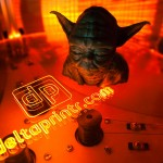 Deltaprintr Desktop 3D Printer Yoda