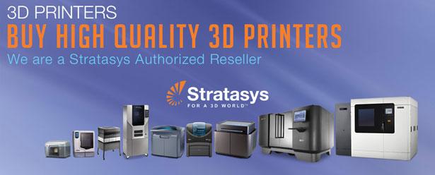 3D Printing Color 3D Printers
