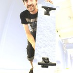 3D Printed Skateboard