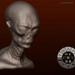 Leopoly Alien
