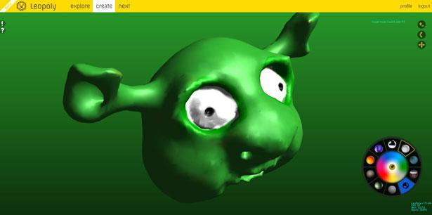 Leopoly Shrek