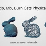 Matter.io Remix Beta 3D Printing