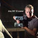 Artec 3D Scanner Hyundai Automotive
