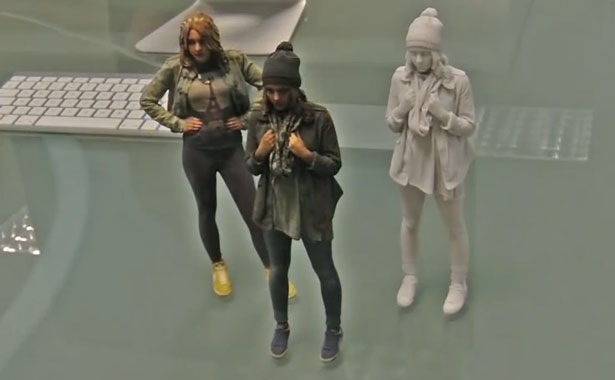 Asda 3D Printed Miniatures Selection