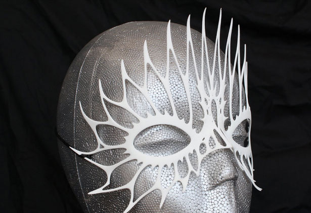 Fireflight Party Mask
