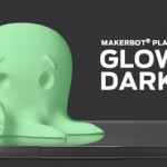 MakerBot Halloween Glow in the Dark 3D Printer Filament