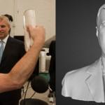 Artec 3D Scan Prince Andrew