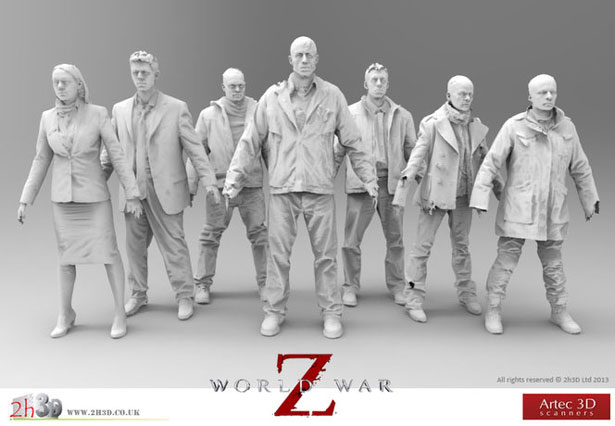 Artec World War Z