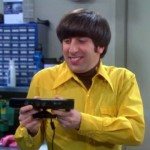 Big Bang Theory Kinect 3D Scanner