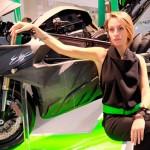 Energica Ego 3D Printed Motorcycle