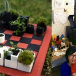 Micro Planter Chess Set MyMiniFactory