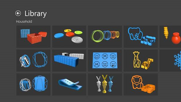 Microsoft Launches Free 3D Printing App For Windows 8 On 3D Printing