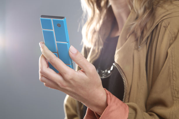 Project Ara Google 3D Printed Phone 3D Systems