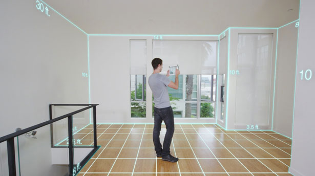 Structure Sensor Interior Map 3D Scanner Alex