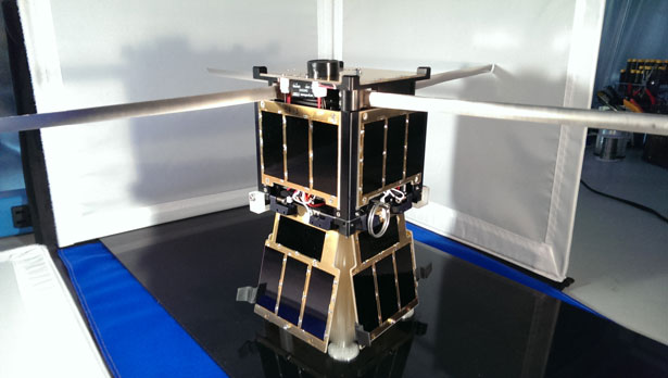 KySat-2 3D Printed Satellite CRP Students