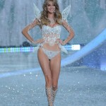 Lindsay Ellingson Swarovski 3D Printed Victoria's Secret Fashion Show