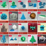 My Mini Factory 3D Printing Contest Voting