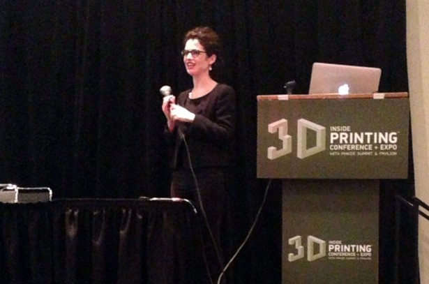 Neri Oxman Inside 3D Printing
