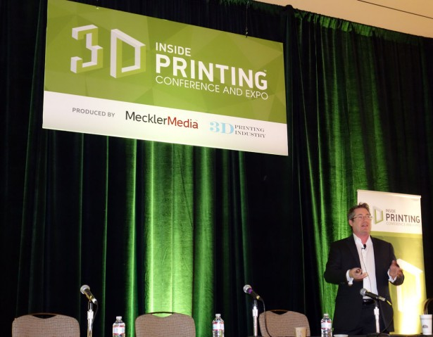 Keith Murphy Organovo Inside 3D Printing Santa Clara
